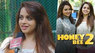 Honey Bee2 will be much better than the original film - Bhavana | Honey Bee 2 Movie Pooja