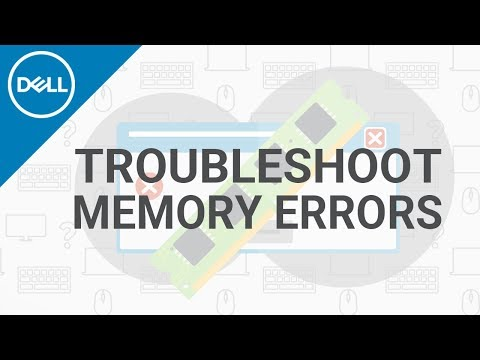 Troubleshooting Memory Errors On Dell Laptops (Official Dell Tech Support)