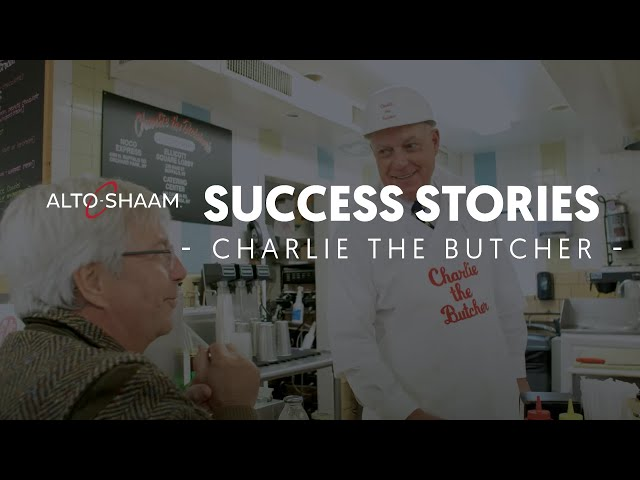Charlie the Butcher Success Story