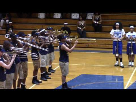 Dillon vs Westover vs E.E.Smith-Trombones 2017