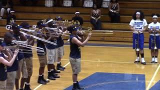 Dillon vs Westover vs E.E.Smith-Trombones 2017