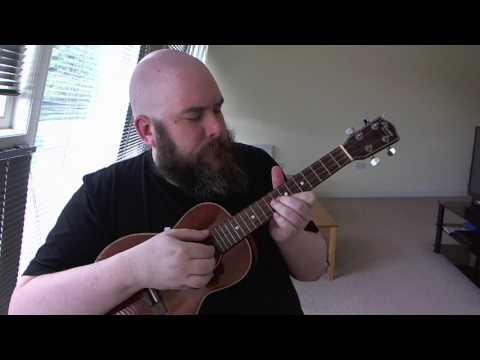 Blackbird (The Beatles Ukulele Cover)