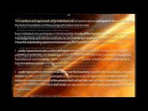 (edited) Mehran Keshe Announces Spaceship Institute