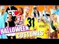 31 Last Minute DIY HALLOWEEN COSTUMES DIY Halloween Costumes Halloween Costume Ideas 2017