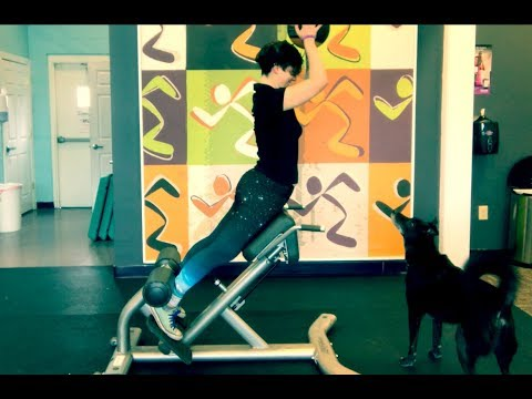 How To Gym: Hyperextension Bench