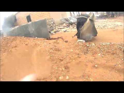 Daesh Fighter Films Own Death On GoPro During Assault