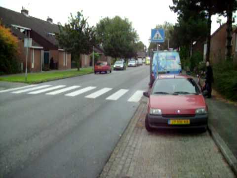 Verkeersongeval in Enkhuizen