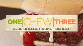 The Chew's Mario Batali shows off one of his favorite burgers, the ...