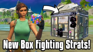 Nine Box Fighting Tricks To Go PRO! - Fortnite Battle Royale
