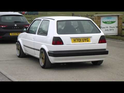 VW Golf VR6 ..Spring Dub