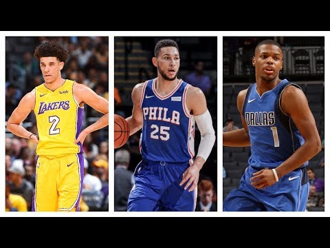 Download Youtube: Best of Lonzo Ball, Ben Simmons, Dennis Smith Jr., and More Rookies from the 2017 Preseason