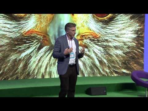 Keynote | Bracken Darrell (CEO, Logitech) [4YFN 2016]