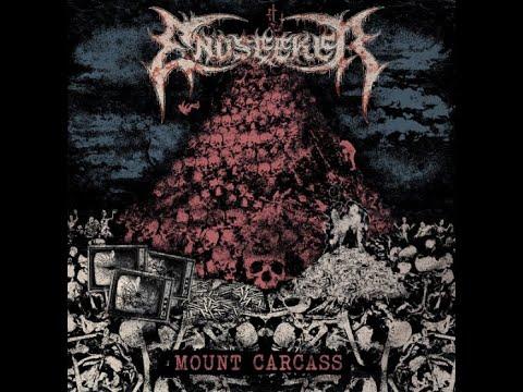 "Endseeker release new song ""Unholy Rites"" off new album 'Mount Carcass + art/tracklist"