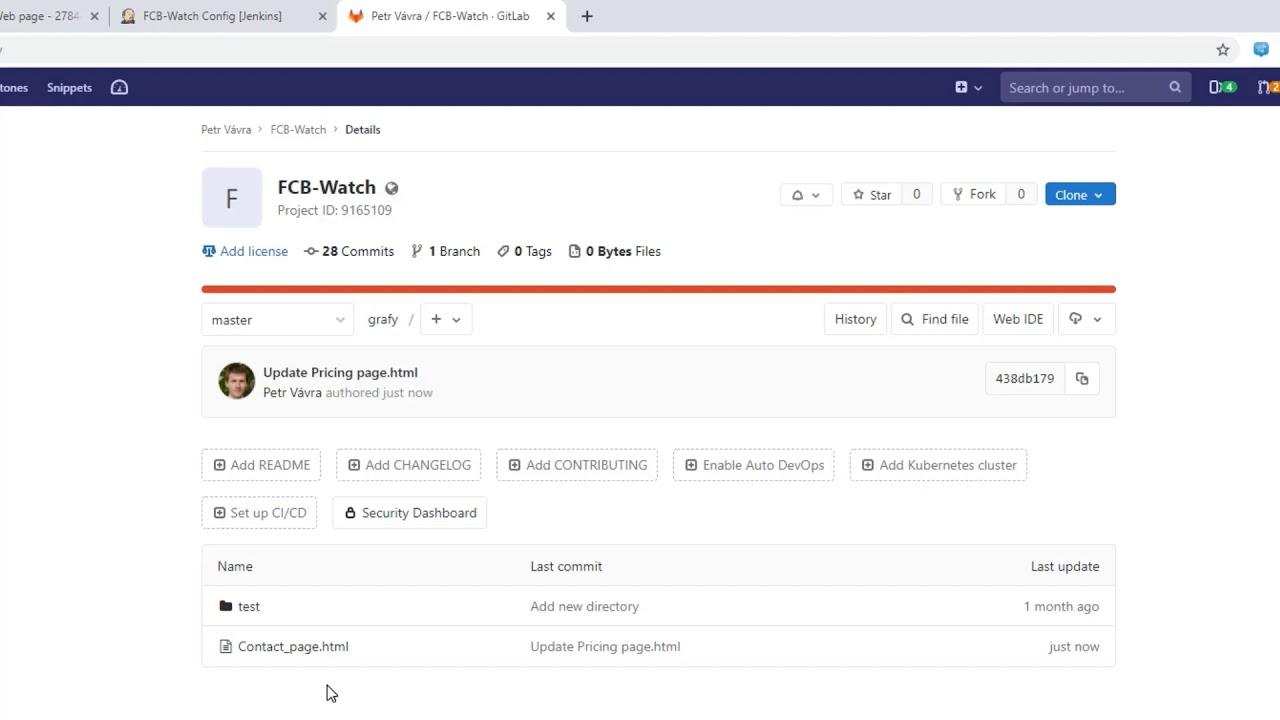 Jenkins CI plugin - Easy Redmine 2019