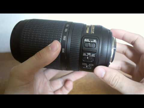 Nikon AF-S Nikkor 70-300mm F4.5-5.6G IF-ED VR Lens Review