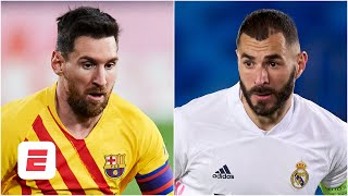 Will Barcelona Or Real Madrid Catch Atletico Madrid To Win The La Liga Title?   ESPN FC