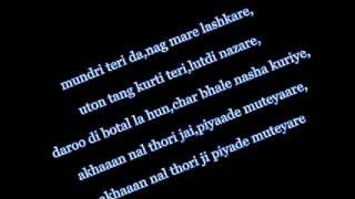 BOHEMIA - Kurti-Lyrics