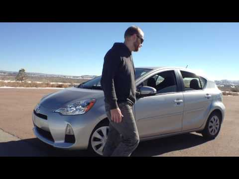 2013 Toyota Prius C Test Drive and Review:  Is it Right For You?