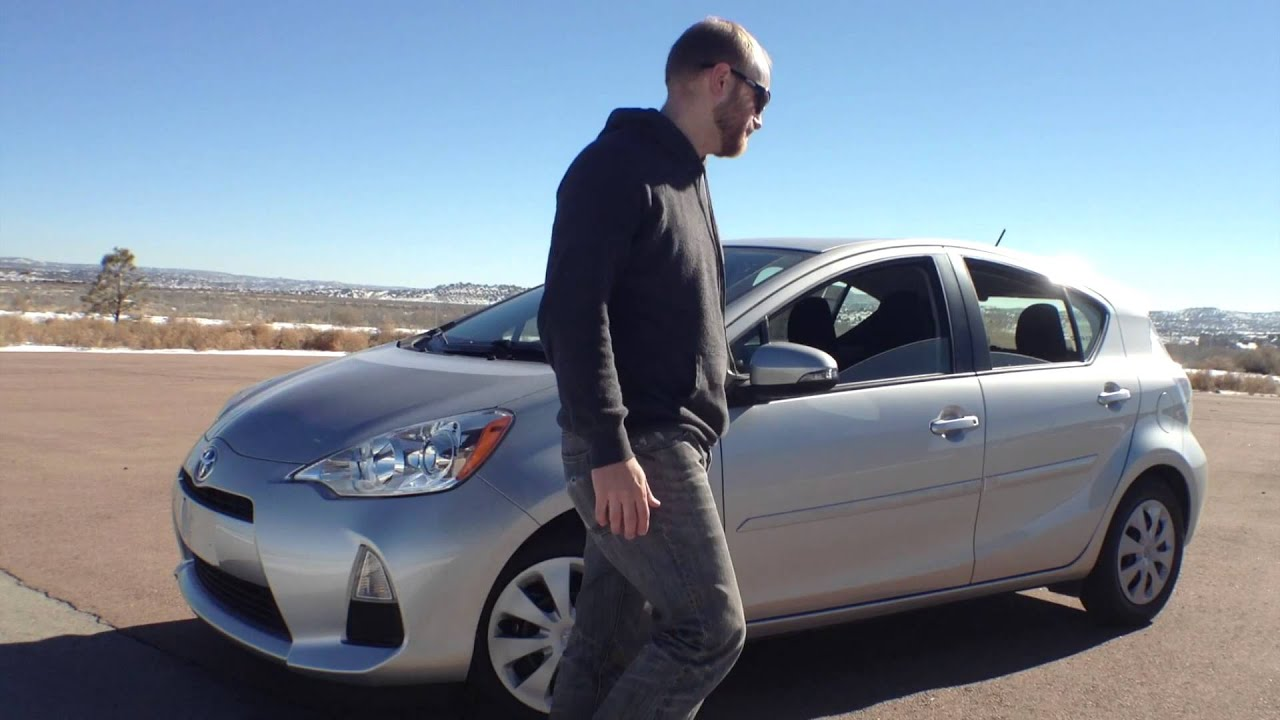 2013 Toyota Prius C Test Drive And Review: Is It Right For You?   YouTube