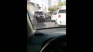 Assalto no engarrafamento em Fortaleza - 31/10/2013 **LEIA A DESCRIÇÃO**