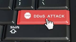 видео Что такое DDoS