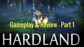 Hardland Review & Gameplay (Early Access) - PART 1 - Ready For An Adventure?