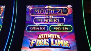 🔴 LIVE FROM THE CASINO!! ★ ULTIMATE FIRE LINK