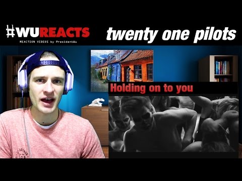 twenty one pilots: Holding On To You | REACTION