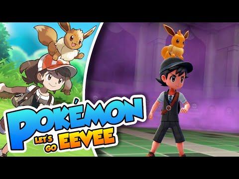 ¡Pueblo Lavanda! - 16 - Pokémon Let's Go Eevee Coop Español (Switch) DSimphony y Naishys