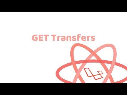 12 - Laravel & React, Obteniendo Wallet y Transfers