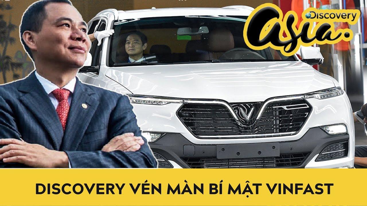 Discovery tung phóng sự về VinFast – Hàng loạt BÍ MẬT lần đầu vén màn | Autodaily