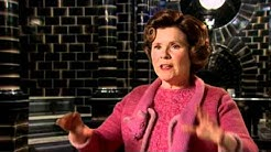 Imelda Staunton: Harry Potter and the Deathly Hallows Interview