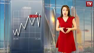 InstaForex tv news: US dollar growth stops  (22.06.2018)