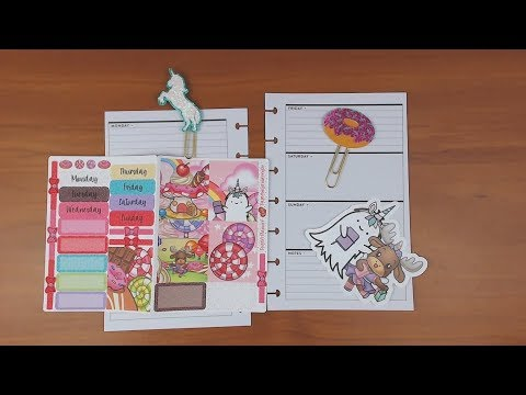 Mini Happy Planner Plan with Me April 30-May 6 featuring PurdeePlanner
