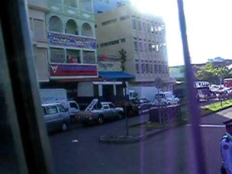 Mauritius, Port Louis , Bus Terminal