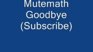 Play Goodbye