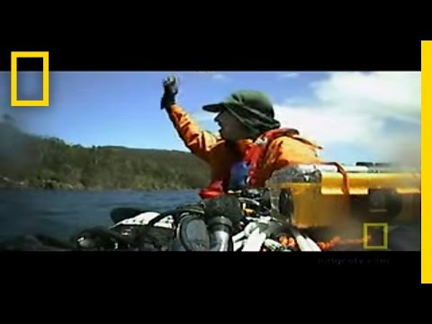 Lost Kayak at Sea | National Geographic