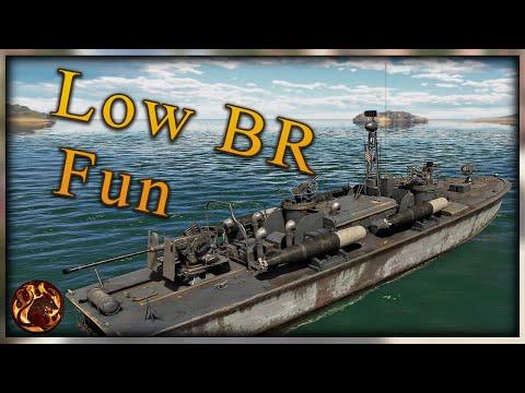 WT || Floating Fun - Low Tier Ships