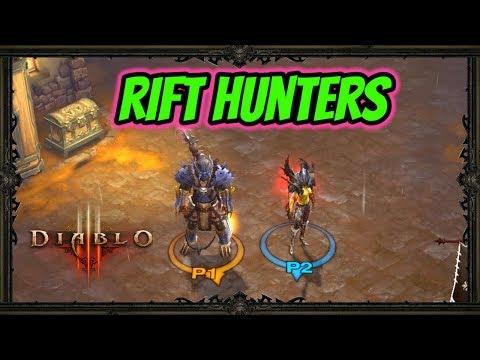 Diablo 3   Gaming With My Girlfriend - Rift Hunters