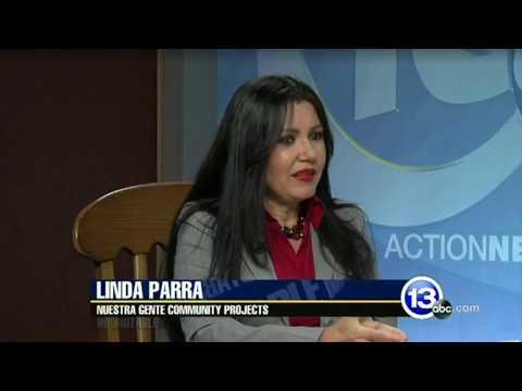 Nuestra Gente / Linda Parra-Interview