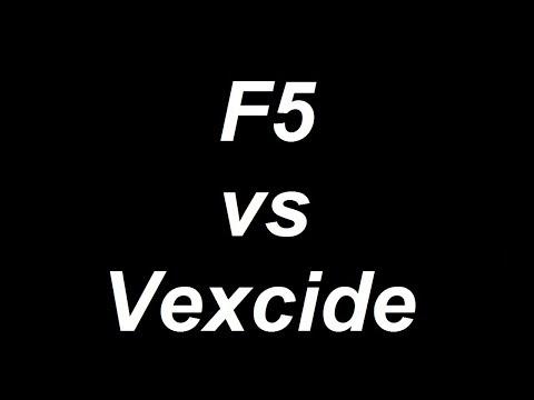 F5 Vs Vexcide   ПОЛУФИНАЛ   BROTHERHOOD TOURNAMENT