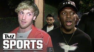 Logan Paul vs KSI 2 - How We Got Here   TMZ Sports