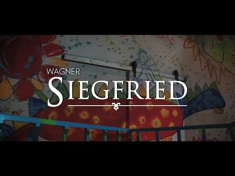 Director David Pountney on the appeal of Wagner's SIEGFRIED // On stage November 3 -16