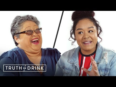 Adopted Kids & Their Parents Play Truth or Drink | Truth or Drink | Cut