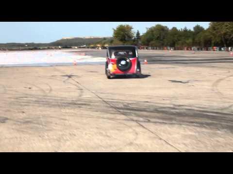 DKW F5 - start