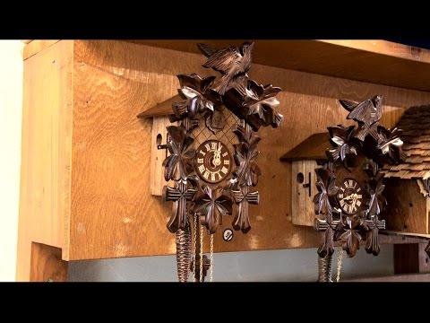 Wissensmix: Wie kommt der Kuckuck in die Uhr?