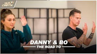 Danny de Munk en dochter Bo in TRANEN // DANNY. BO. // THE ROAD TO //