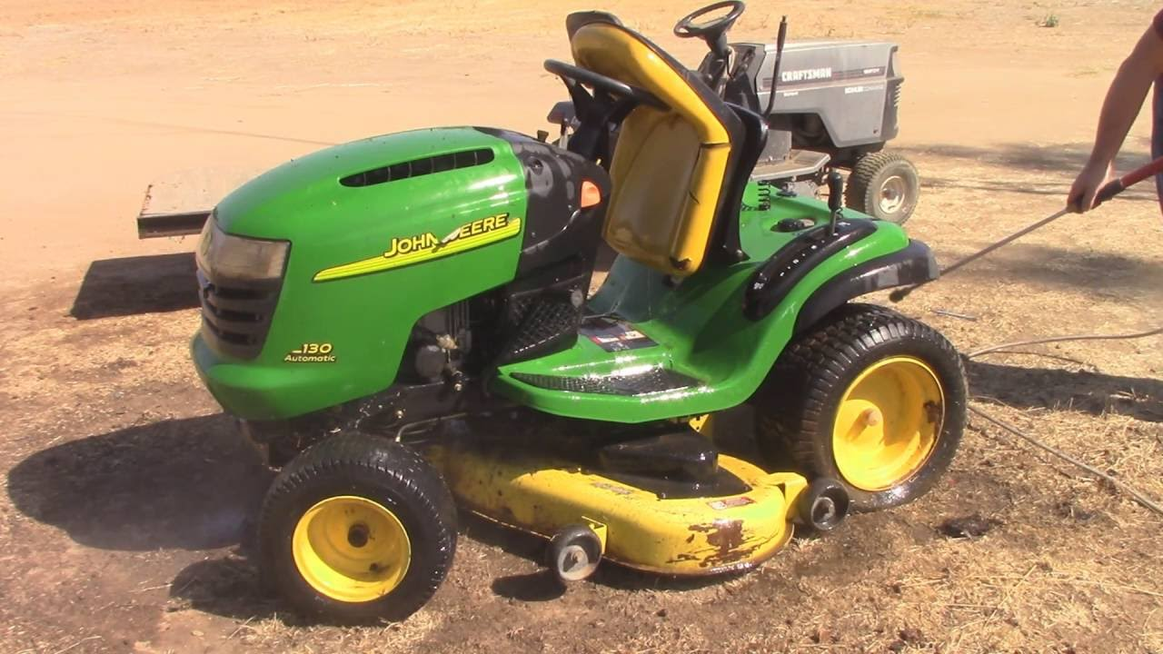 Maxresdefault on John Deere L130