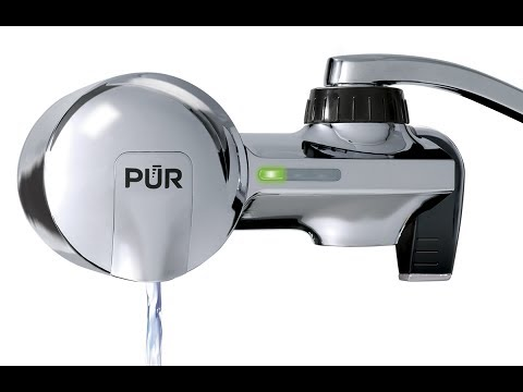 How To Install a PUR Advanced Faucet Filtration System