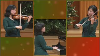 O Holy Night (2 Violins and Piano)